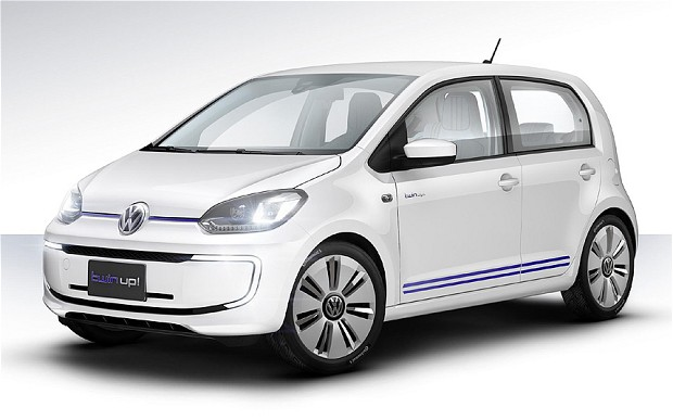Volkswagen Up #8