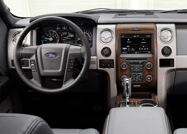 2013 Ford F-150 #19