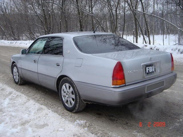 1997 Toyota Crown #5