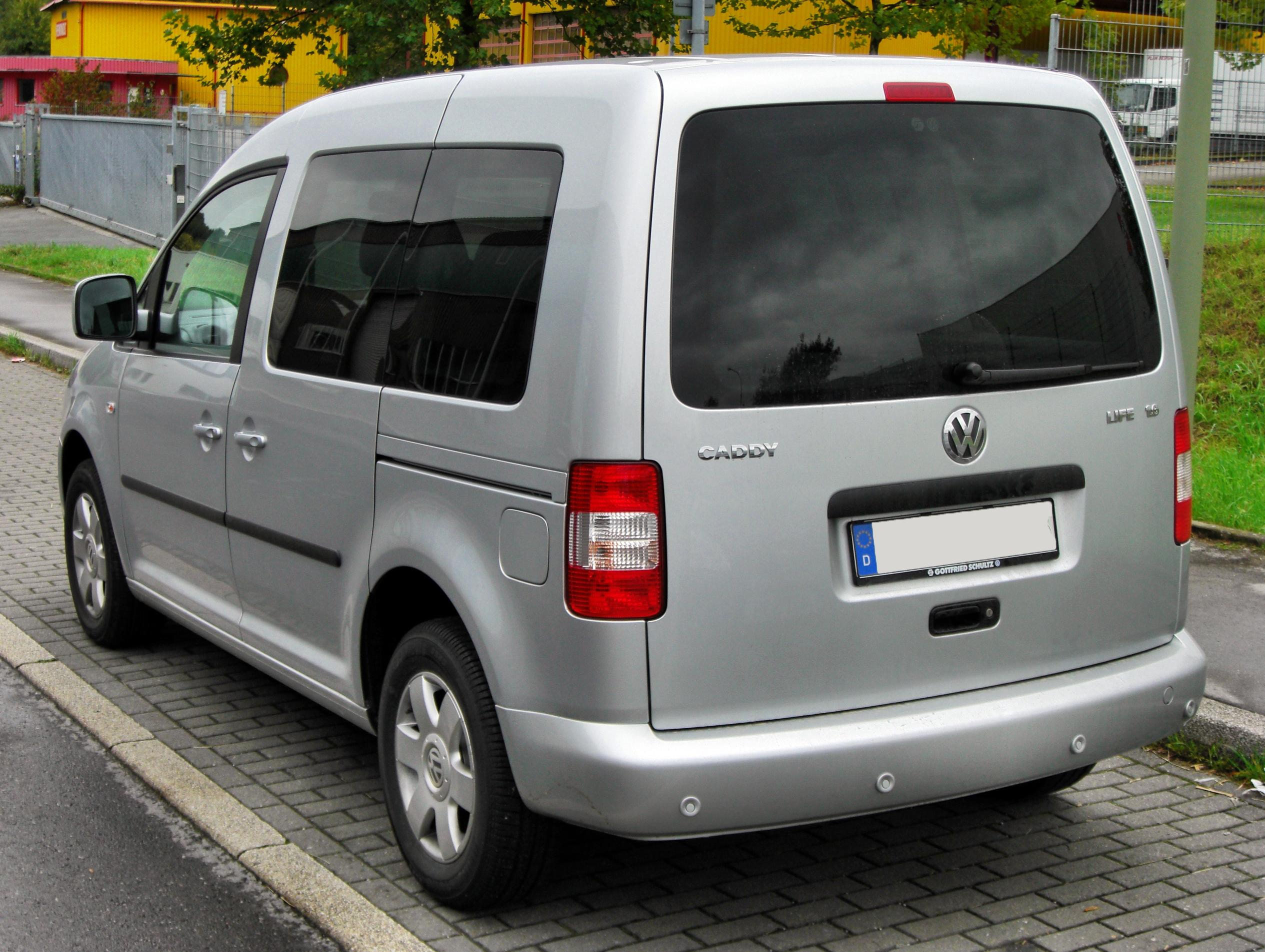 2009 Volkswagen Caddy #5