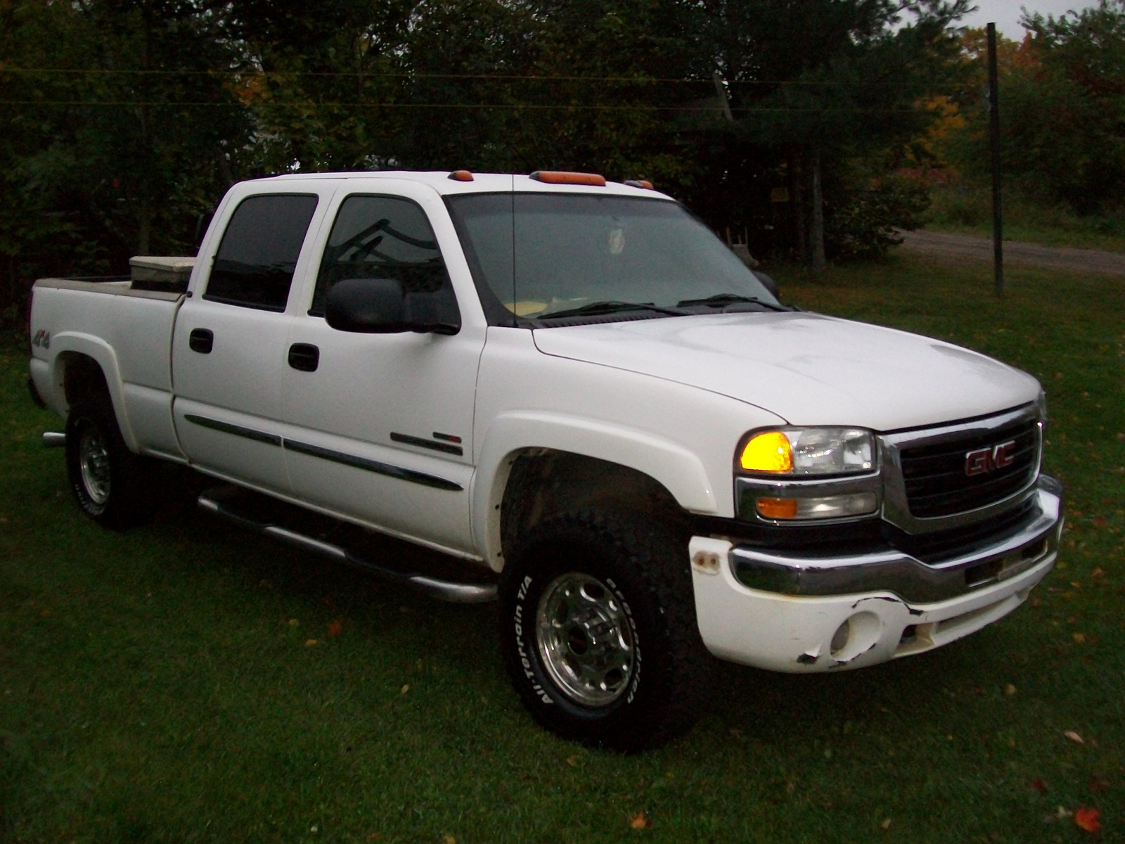 2005 GMC Sierra 2500hd #3