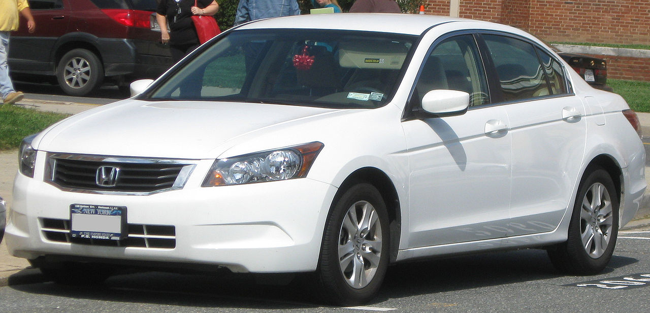 2009 Honda Accord #9