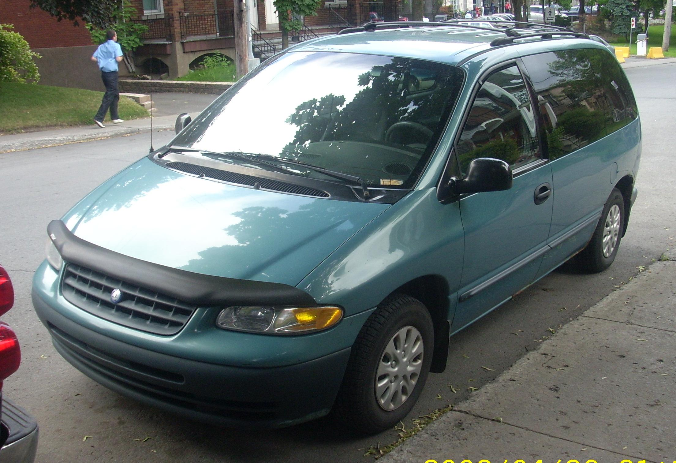 1997 Plymouth Voyager #3