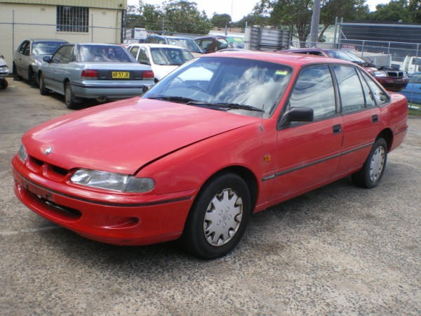 1993 Holden Commodore #7