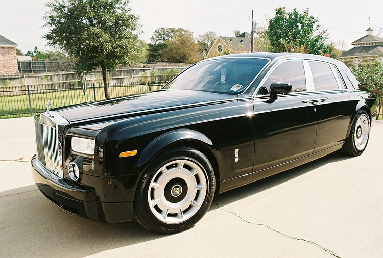 2004 Rolls royce Phantom #13