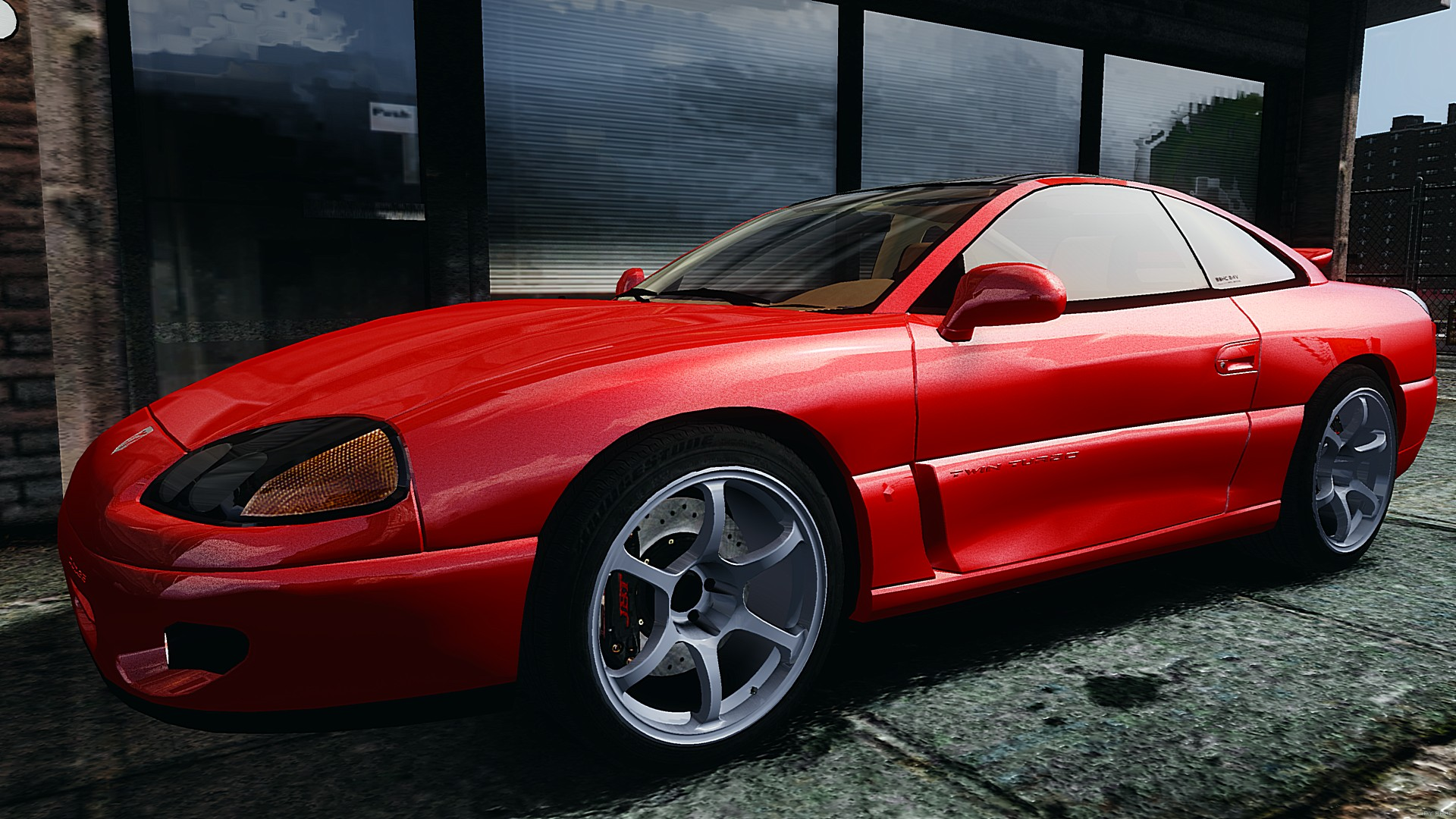 1996 Dodge Stealth #2
