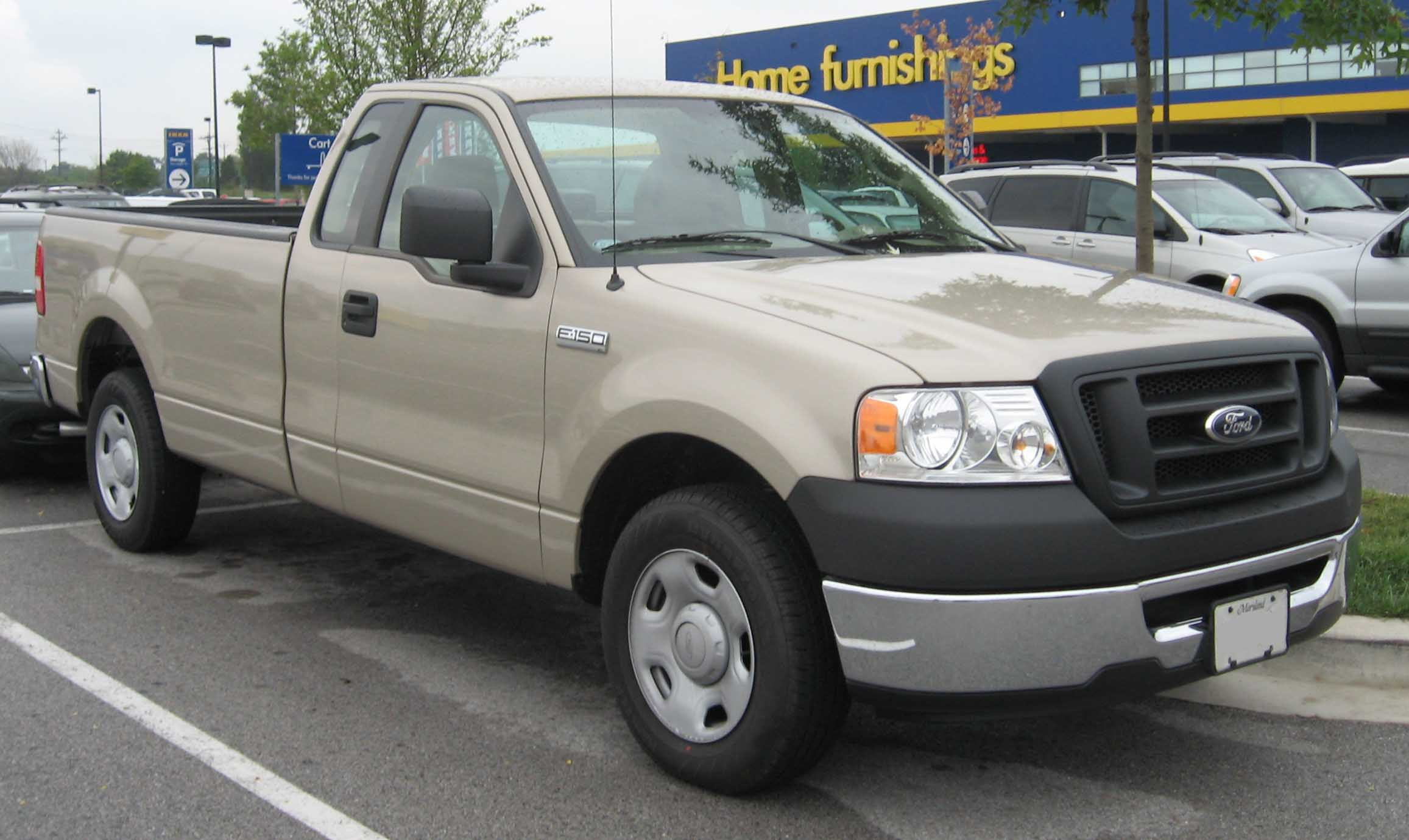 2007 Ford F-150 #3