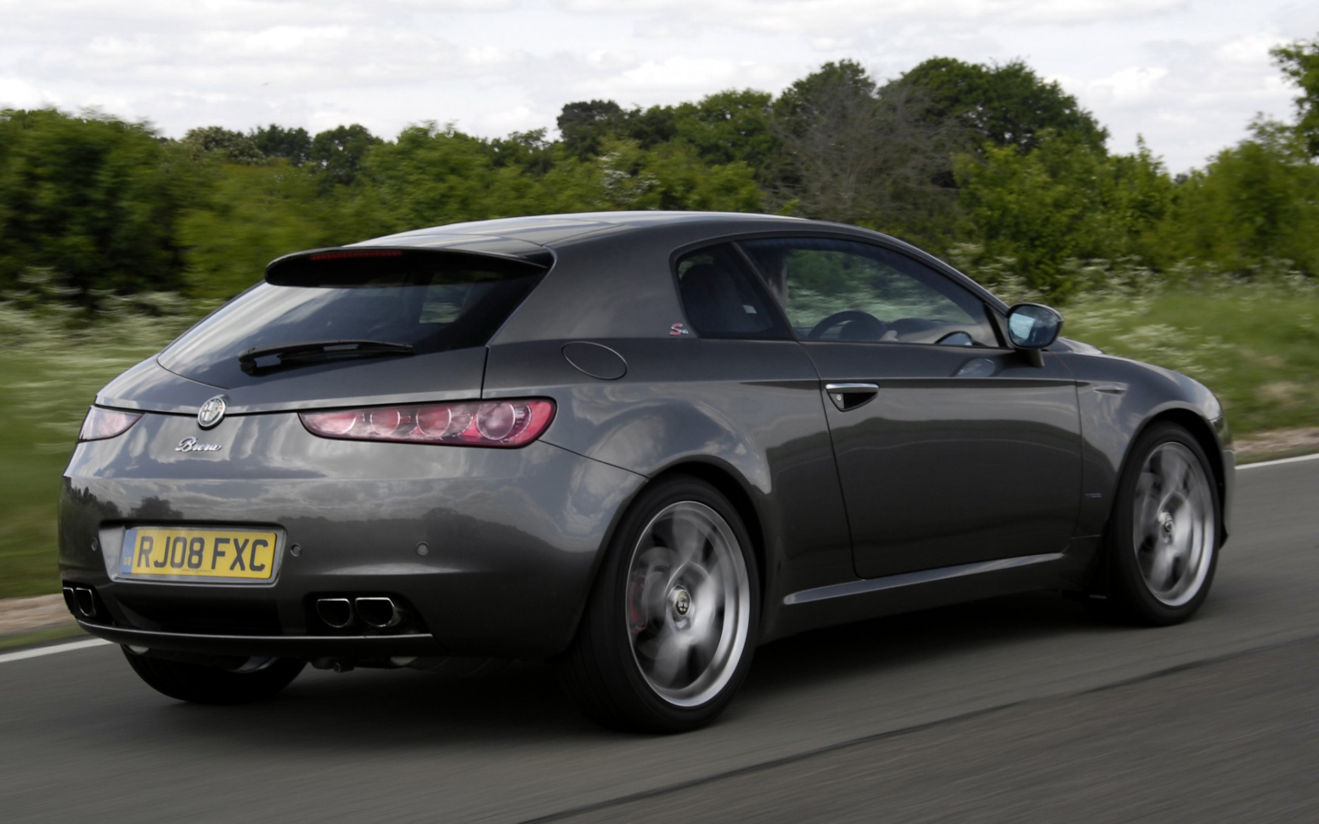 Alfa romeo gtv v6 review 10