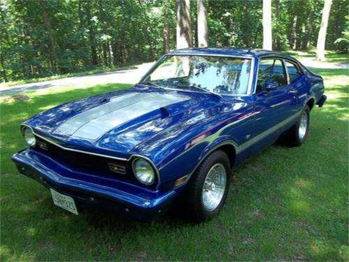 1974 Ford Maverick #5