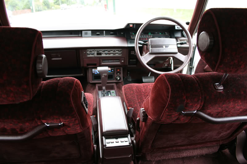 1985 Toyota Crown #8