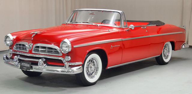1955 Chrysler Windsor #7