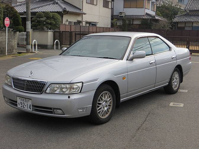 1998 Nissan Laurel #5