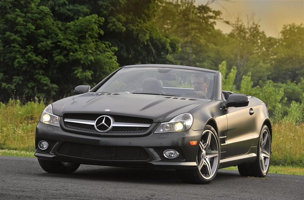 Mercedes-Benz SL #6
