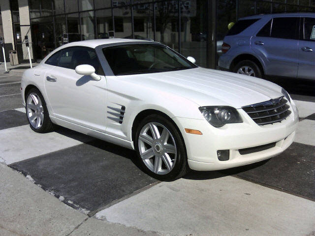 2005 Chrysler Crossfire #12