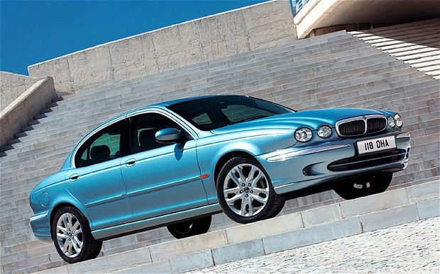 Jaguar X-type #15