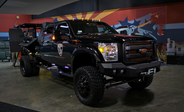 2012 Ford F-450 #12