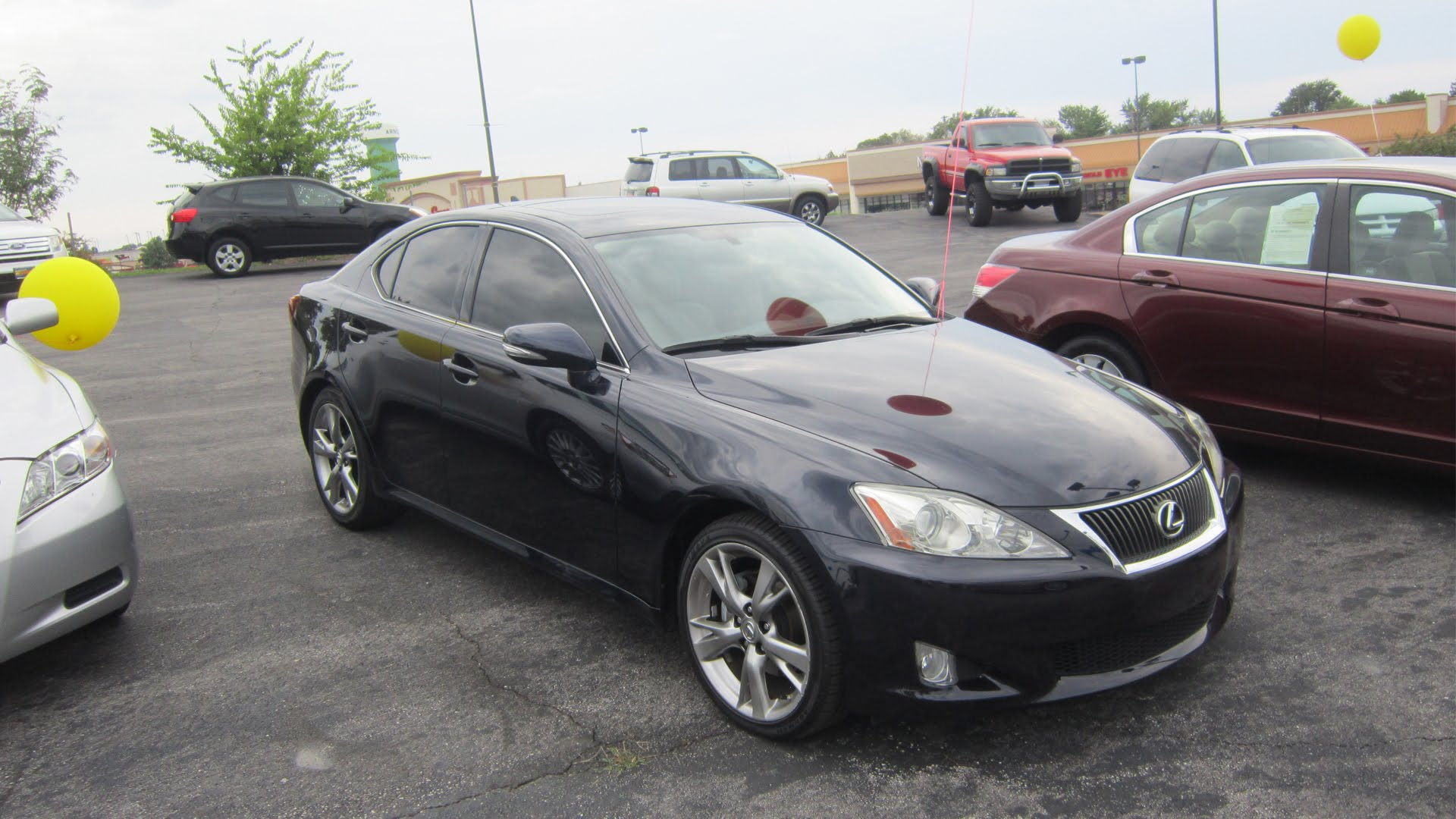 2009 Lexus Is 250 #11