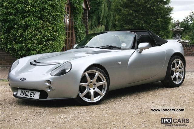 2003 TVR Speed 12 #5