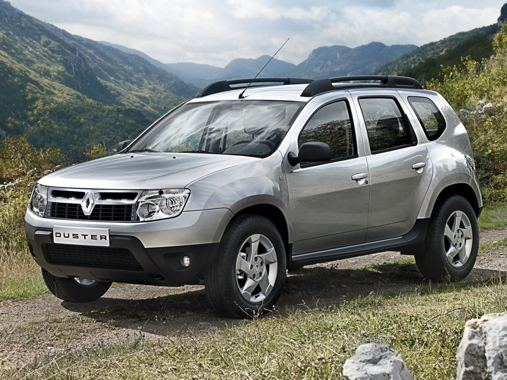 2012 Renault Duster #6