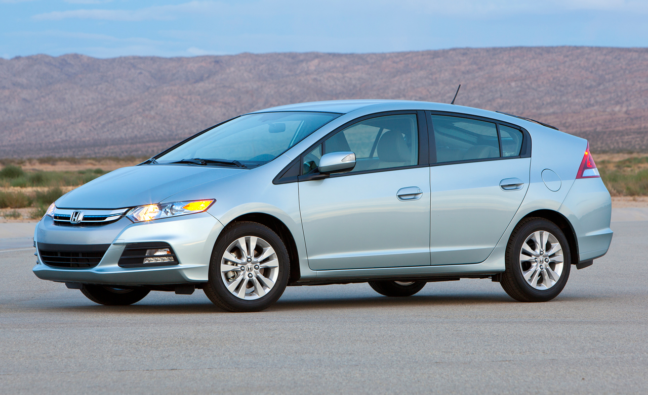 Honda Insight #7