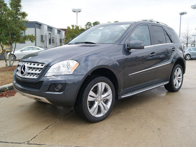 2011 Mercedes-Benz ML #9