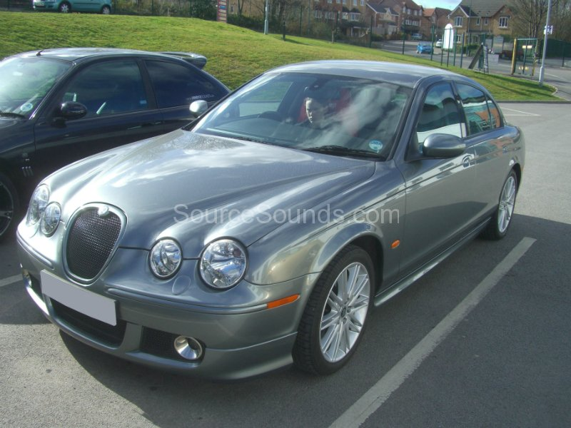 2005 Jaguar S-type #12