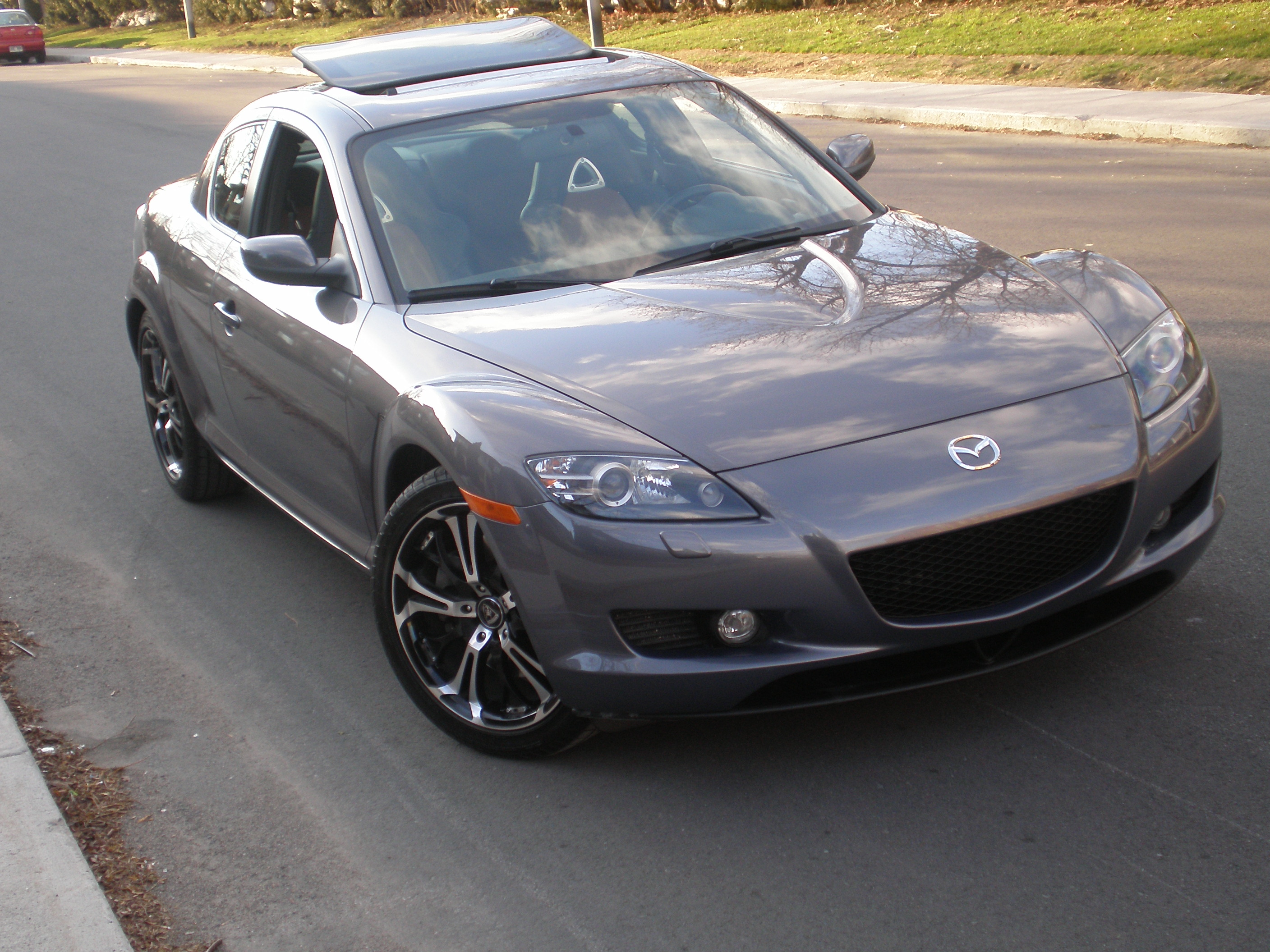 2006 mazda rx 8 photos informations articles. Black Bedroom Furniture Sets. Home Design Ideas