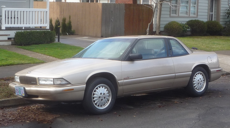 1995 Buick Regal #4