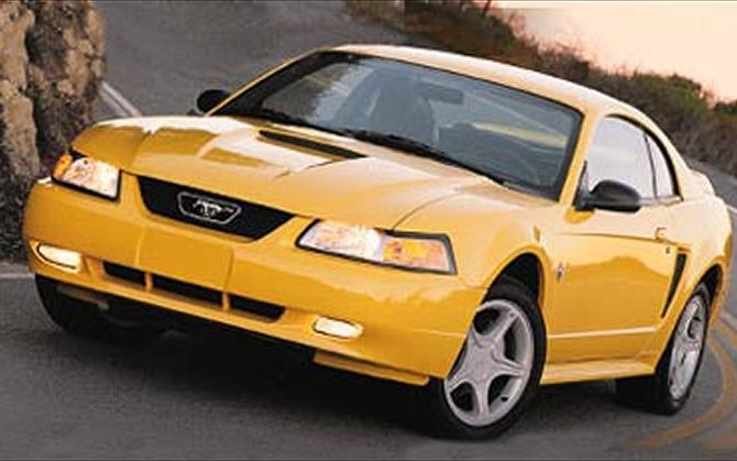 1999 Ford Mustang #10