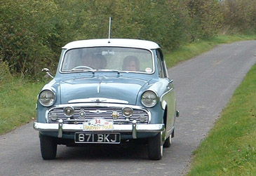 1957 Sunbeam Rapier #10