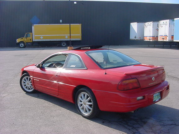 1998 Chrysler Sebring #3