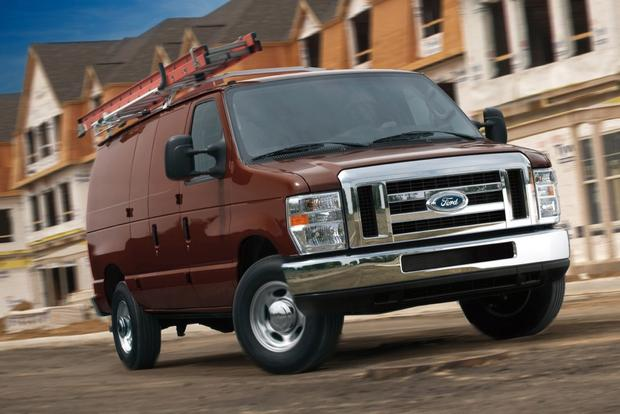 2014 Ford E-series Van #1