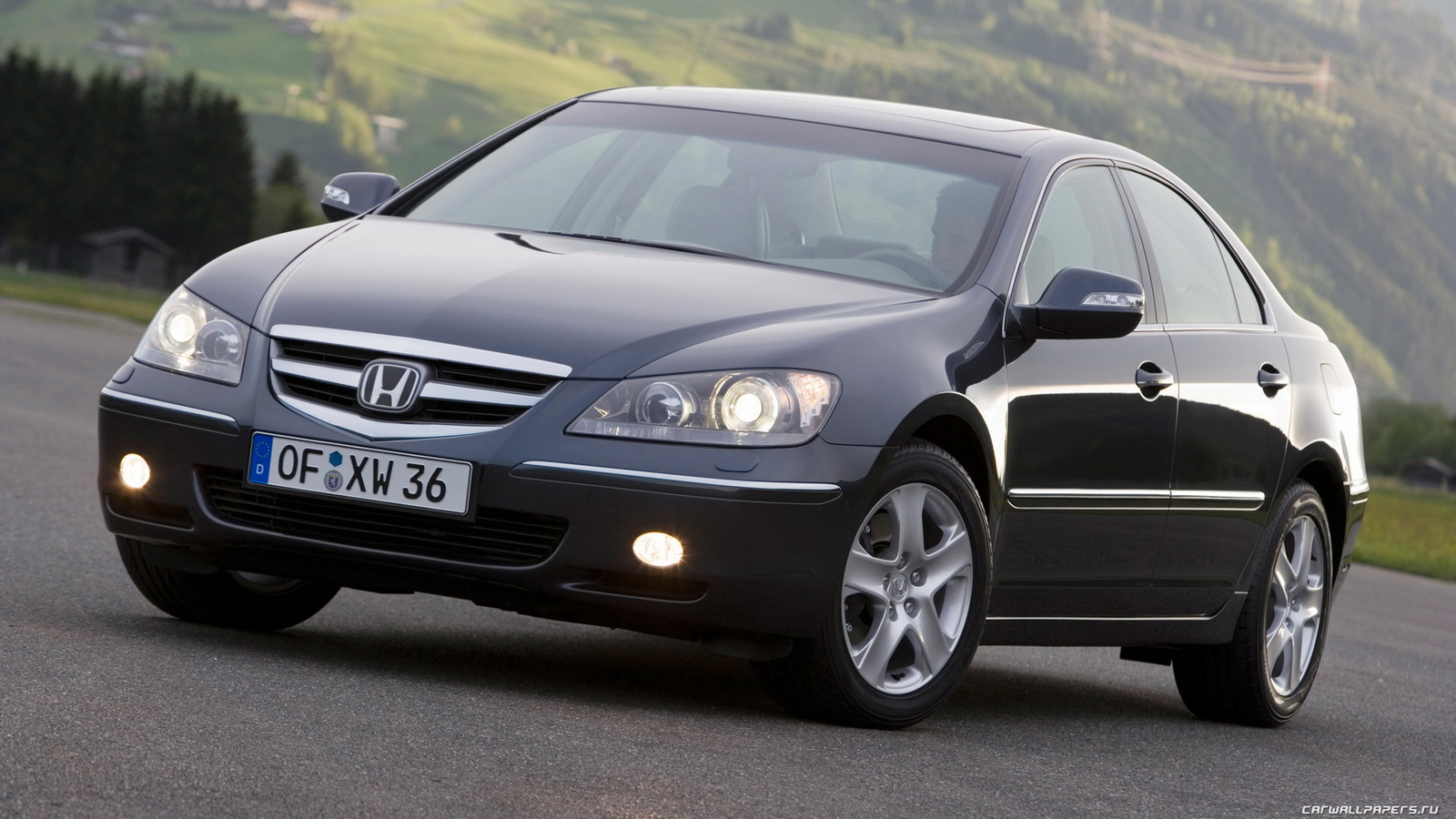 2006 Honda Legend #6