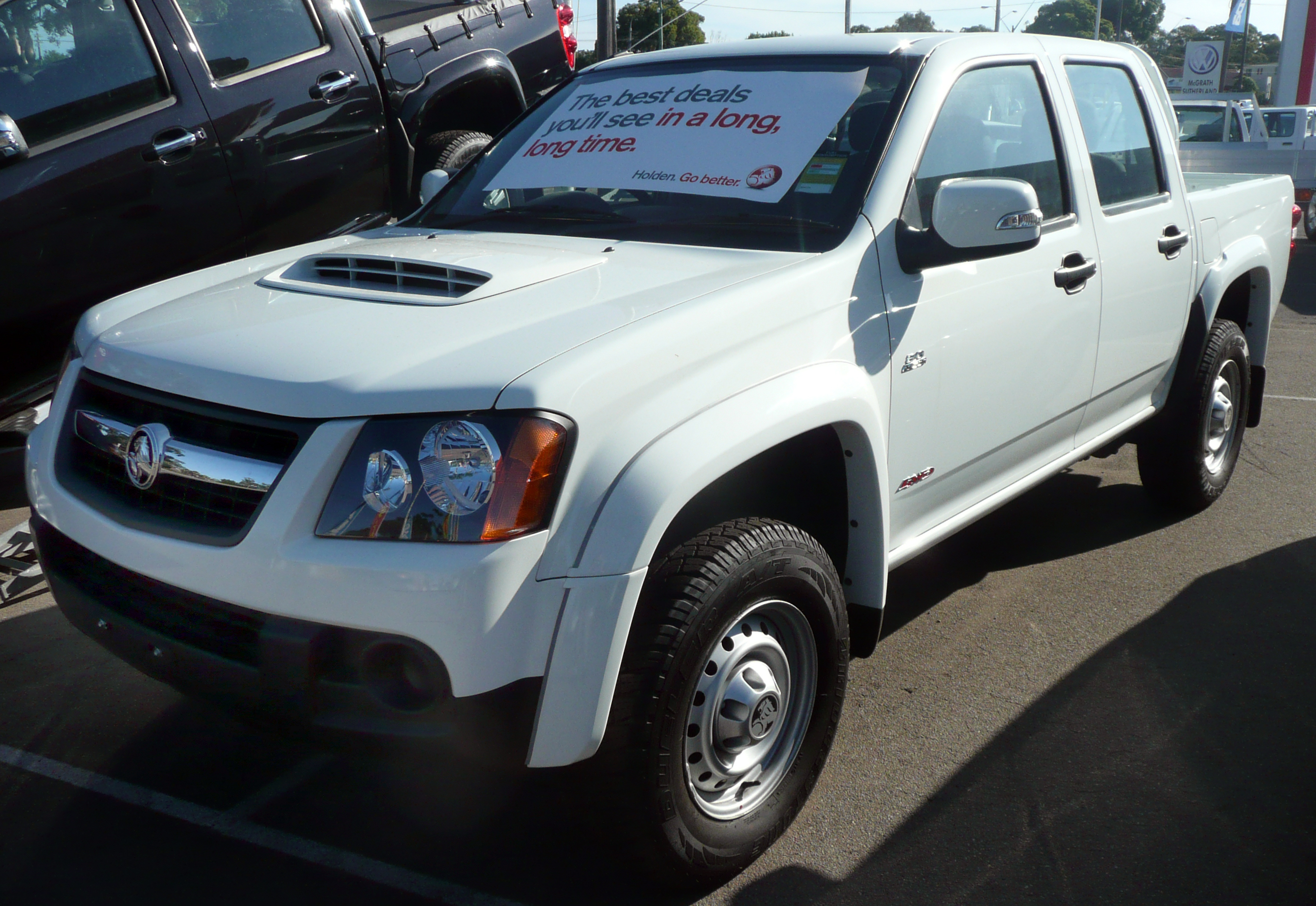 2009 Holden Colorado #1