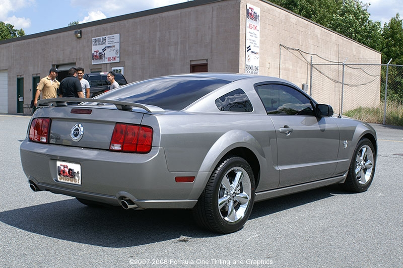 2009 Ford Mustang #17
