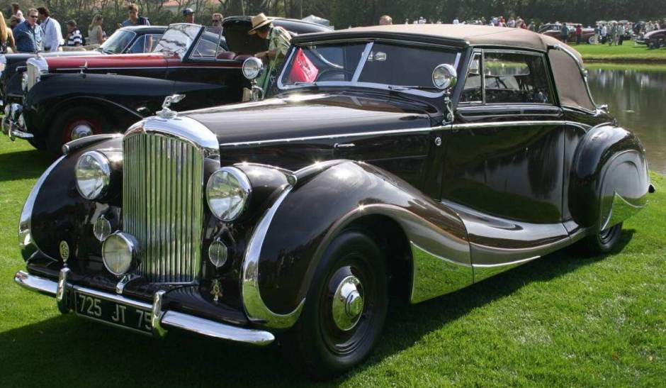 1947 Bentley Mark VI #15