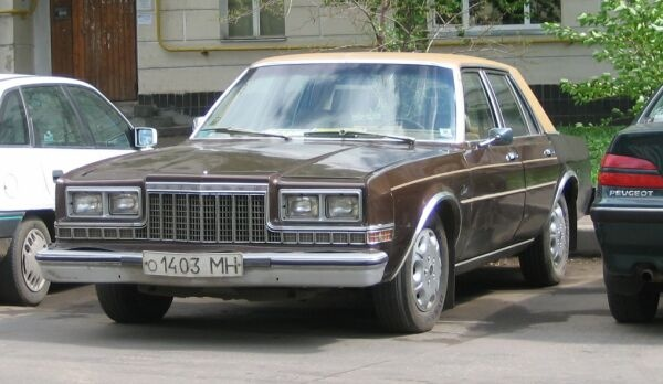1984 Plymouth Caravelle #2
