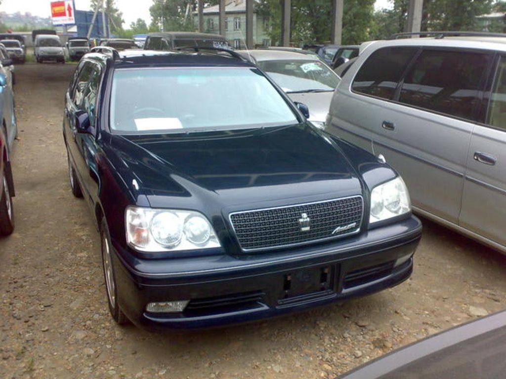 2000 Toyota Crown #2