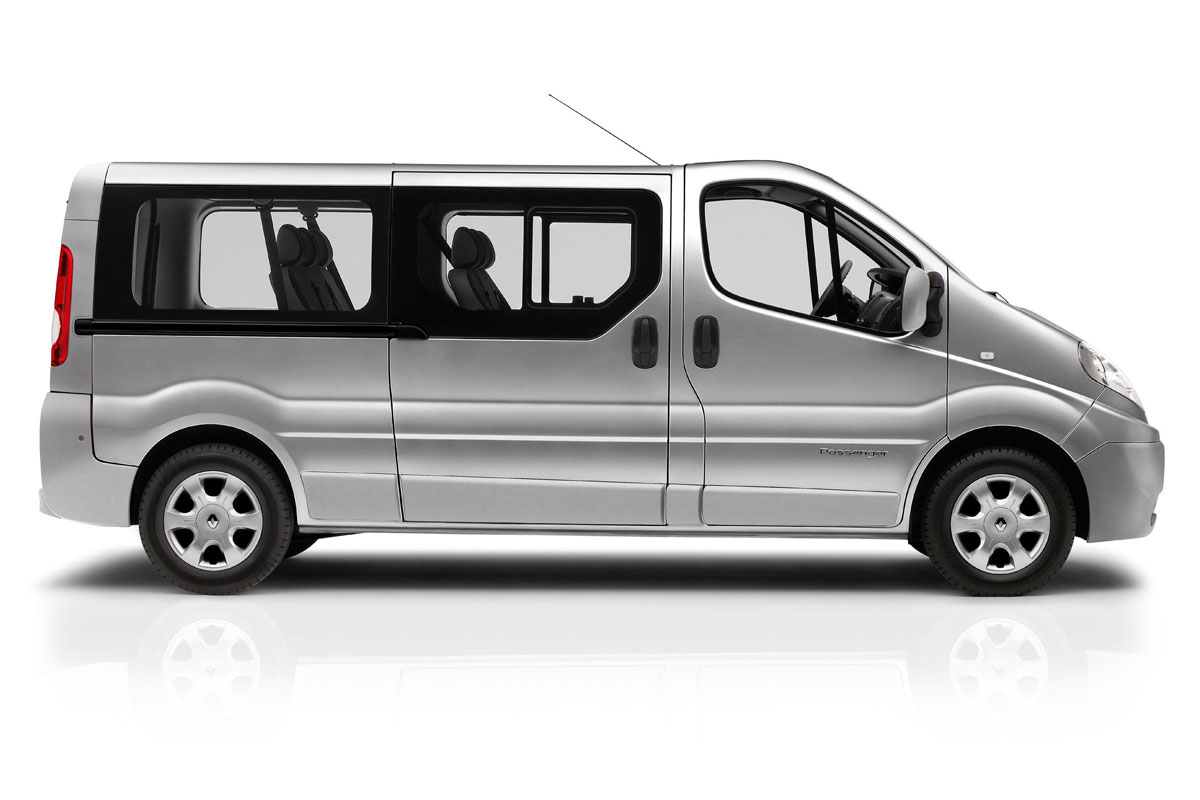 Renault Trafic Photos Informations Articles Nissan Primastar Wiring Diagram Free Download 8