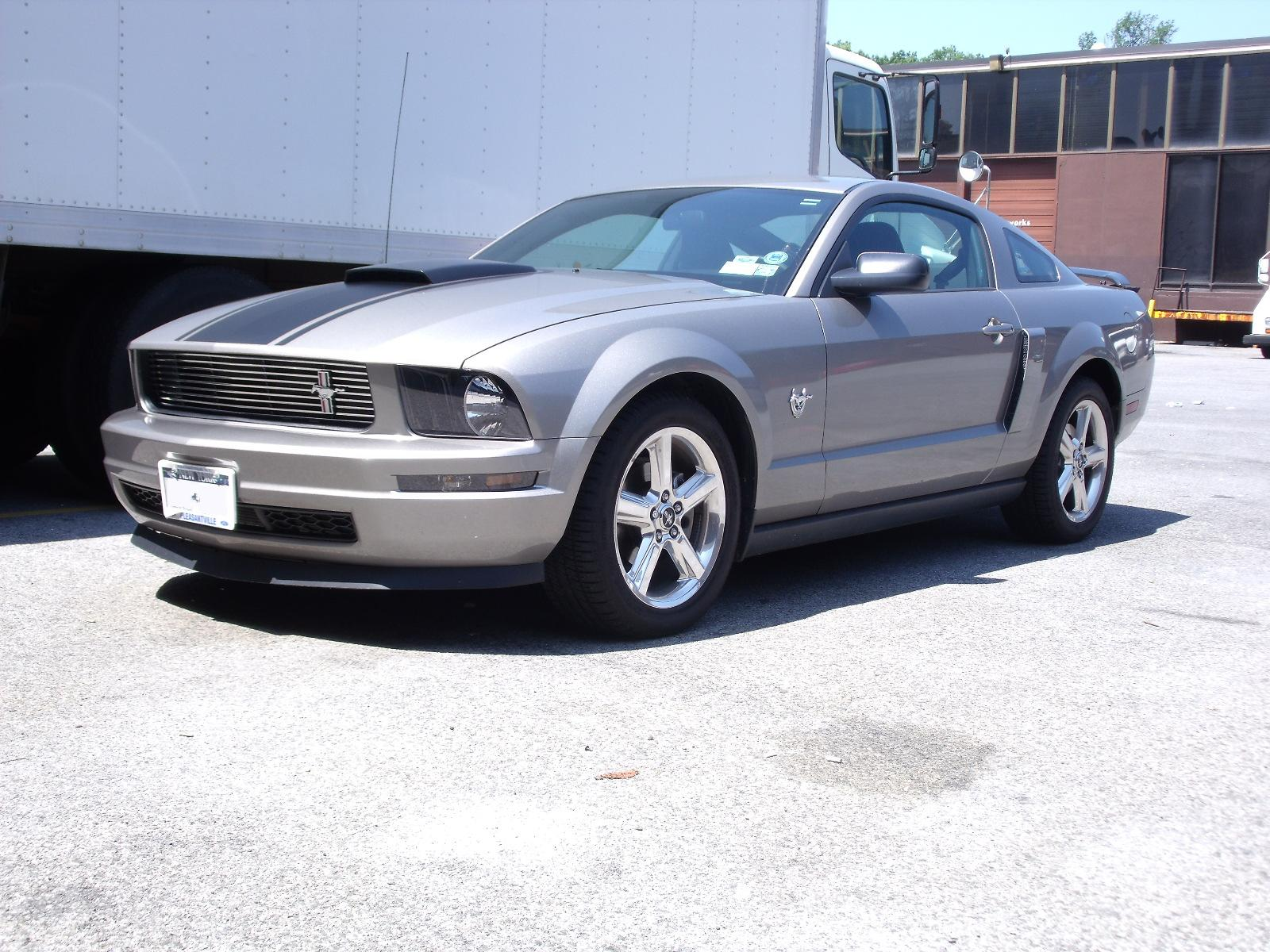 2009 Ford Mustang #10