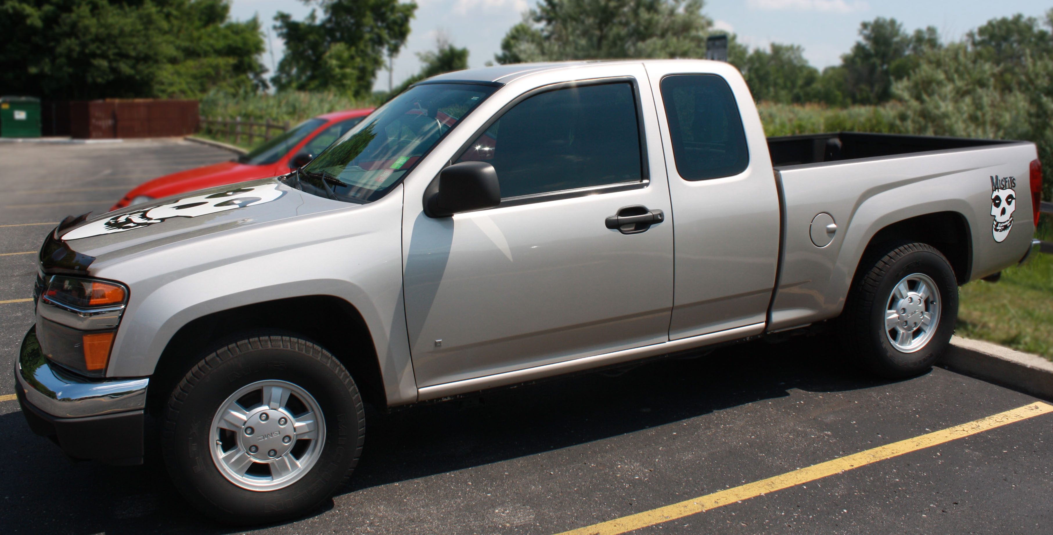 2006 GMC Canyon #2