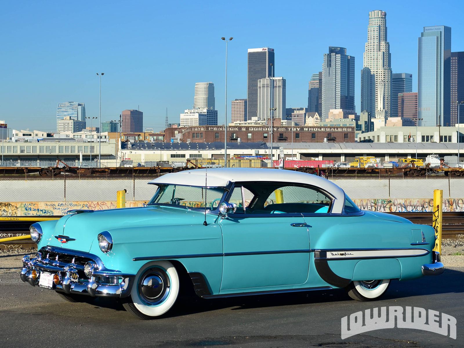 1953 Chevrolet Bel Air #18
