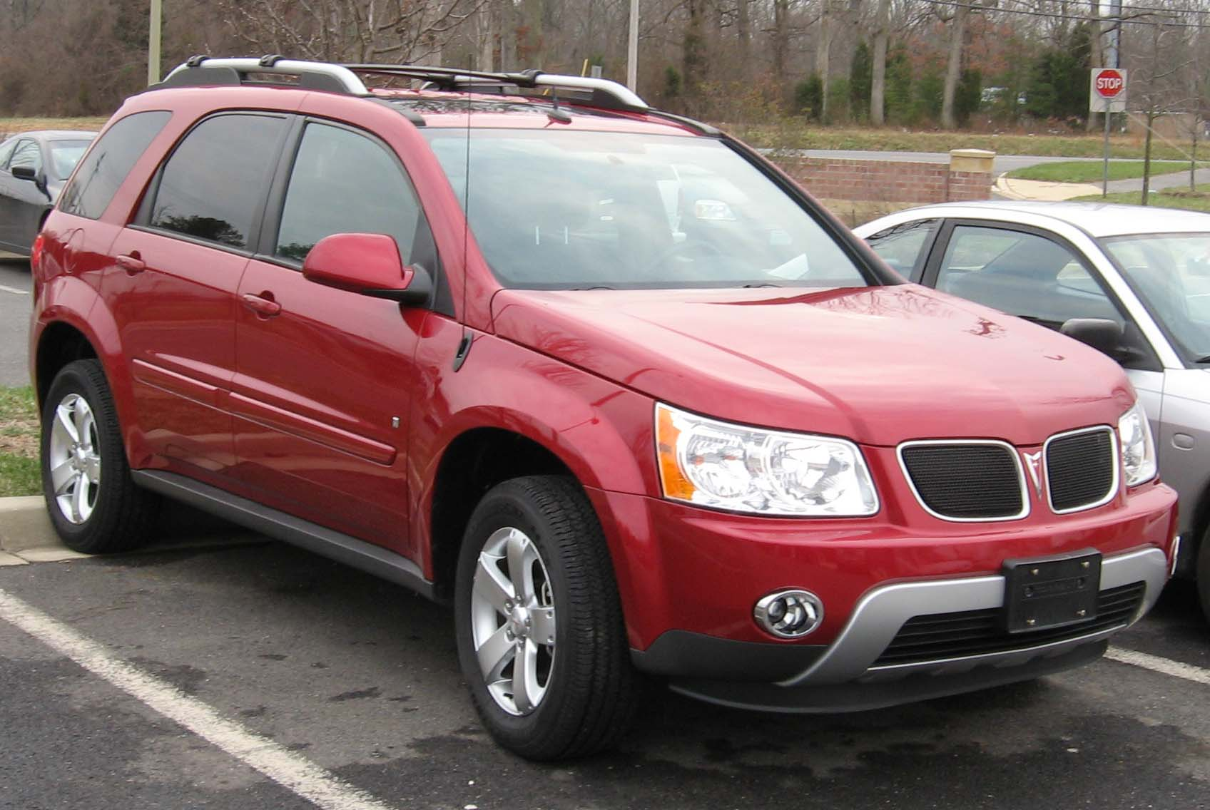 2006 Pontiac Torrent #15