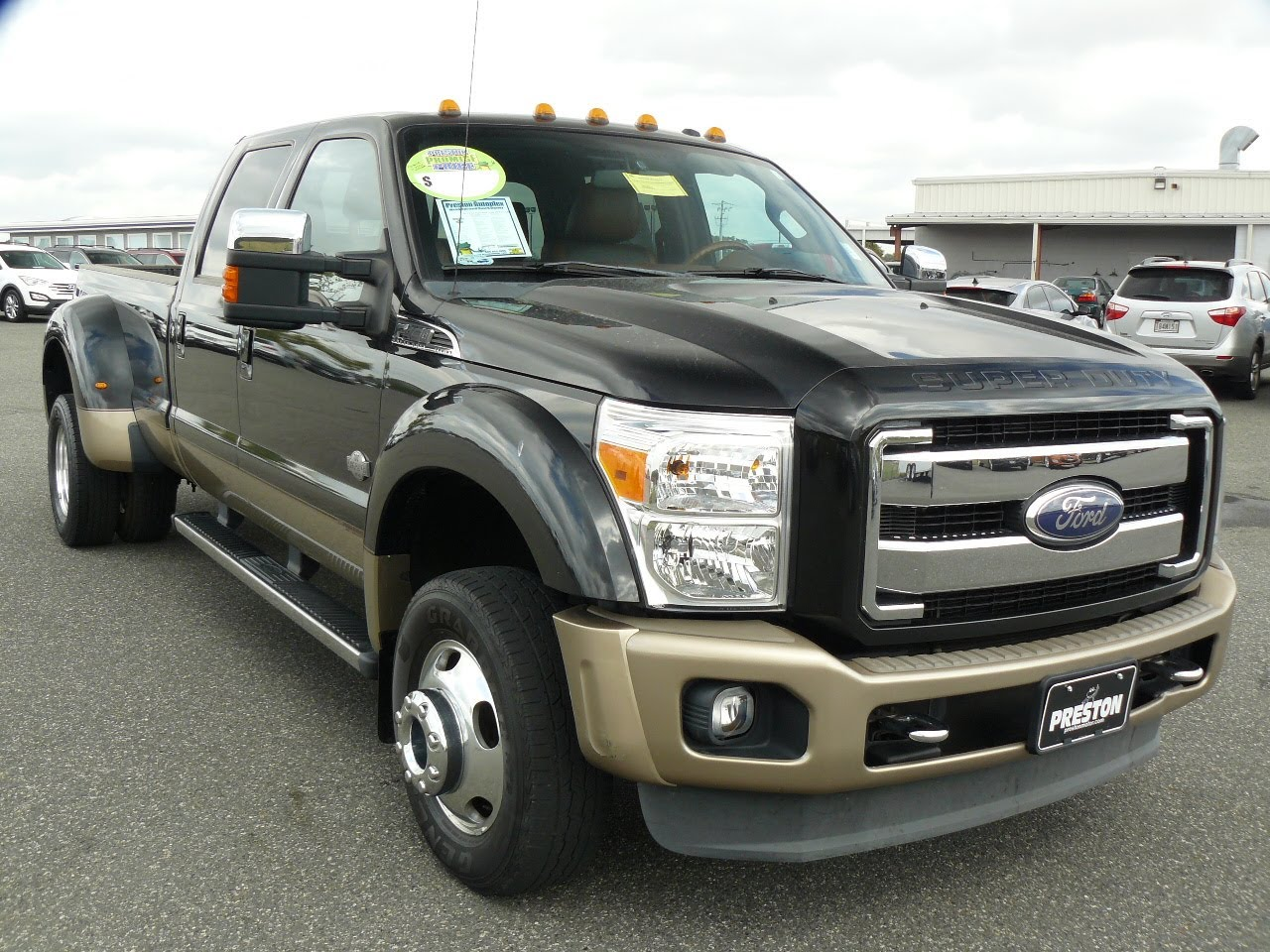2011 ford f 450 photos informations articles. Black Bedroom Furniture Sets. Home Design Ideas