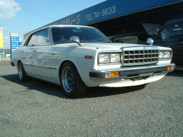 1980 Nissan Laurel #4