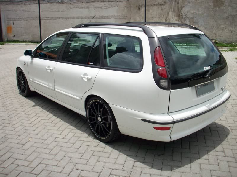 Fiat Marea Weekend #11