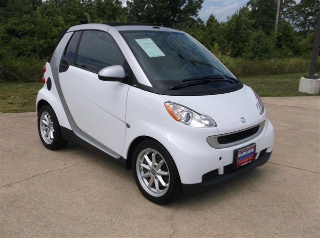 2009 Smart Fortwo #15