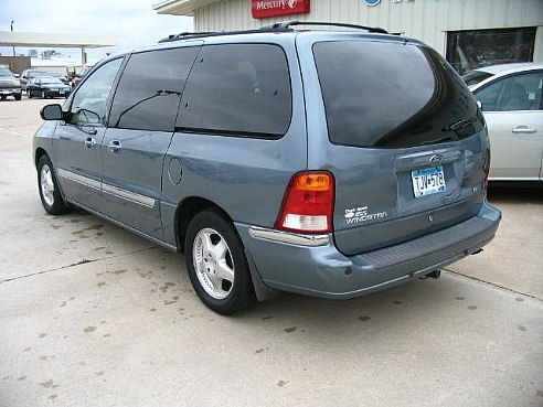 1999 Ford Windstar #8