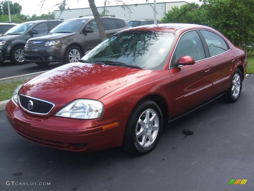 2001 Mercury Sable #6