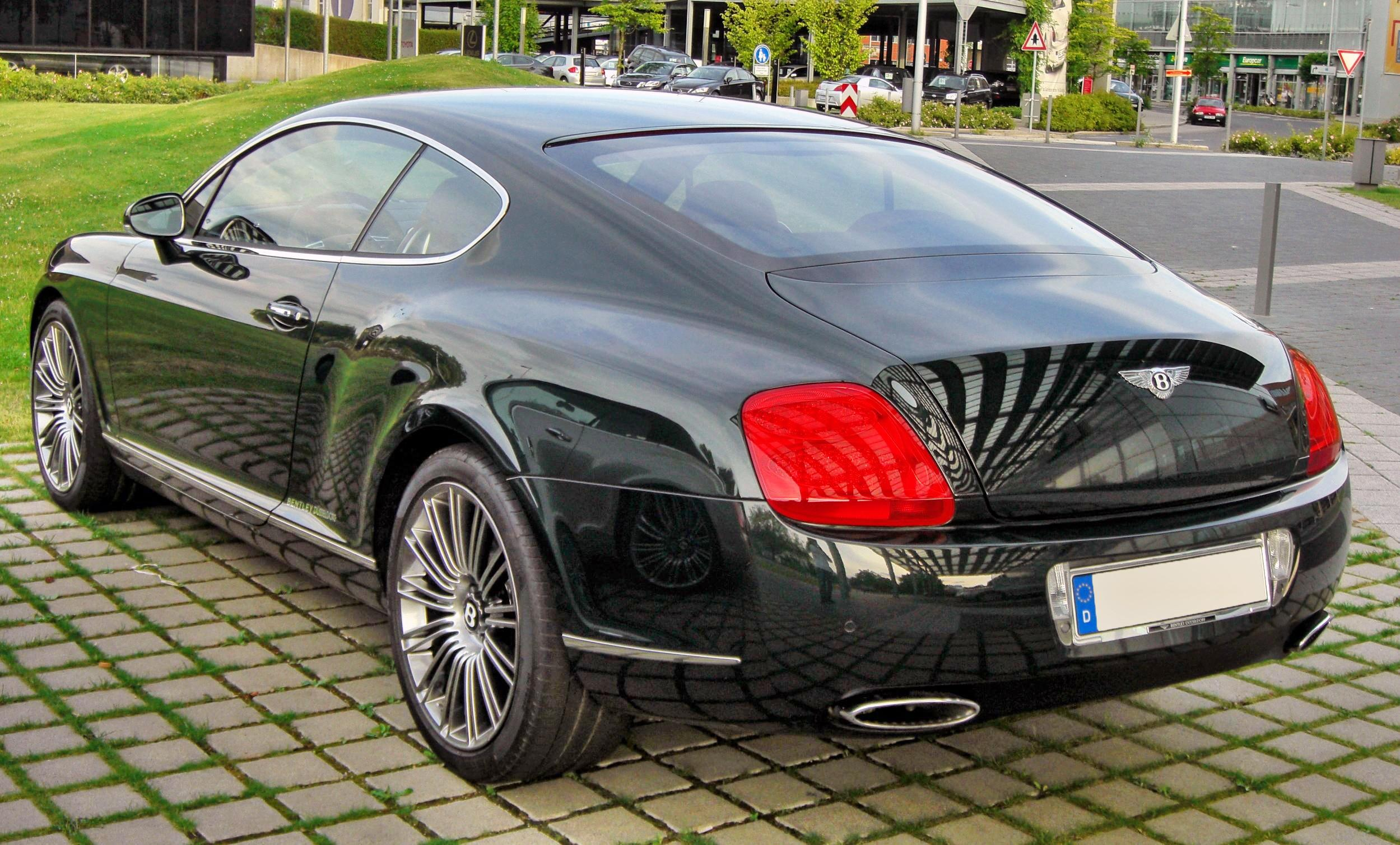2009 Bentley Continental Gt #16